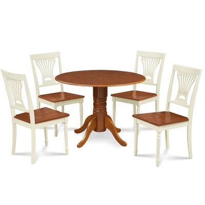 Remy 5 Piece Drop Leaf Dining Set