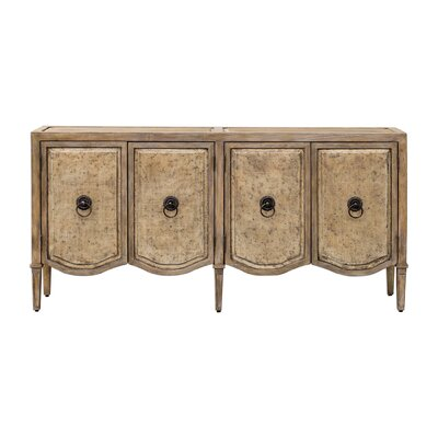 Drusilla 4 Door Accent Cabinet