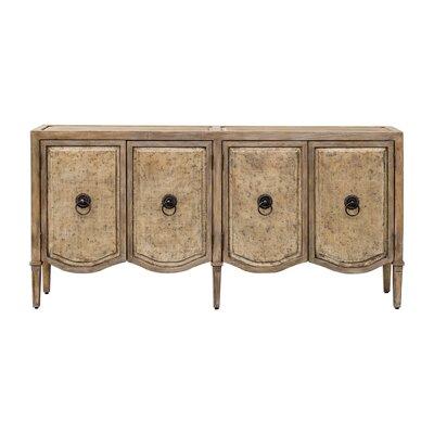 Drusilla 4 Door Accent Cabinet