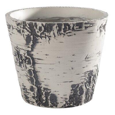"Nature Innovations Natures Look Plastic Pot Planter Size: 10"" H x 12"" W x 12"" D"
