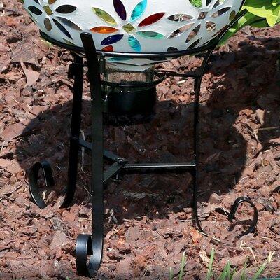 Norris Outdoor Gazing Globe Stand