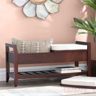Nayati Upholstered Storage Bench
