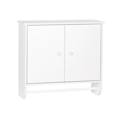 "Xanthe 22.38"" W x 20.19"" H Wall Mounted Cabinet"