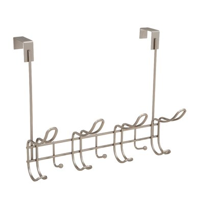 Corinne Over the Door Hanger Hook Wall Mounted Coat Rack
