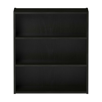Rosemary Standard Bookcase Color: Black