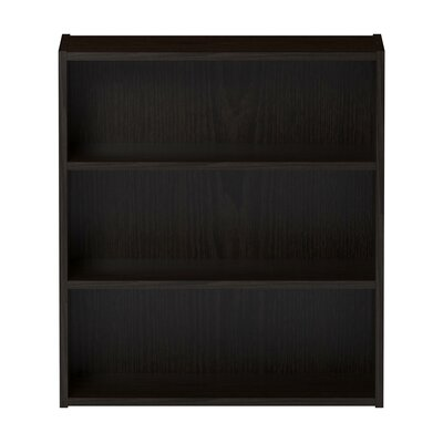 Rosemary Standard Bookcase Color: Dark Brown