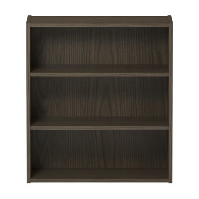Rosemary Standard Bookcase Color: Brown
