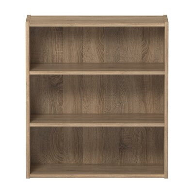 Rosemary Standard Bookcase Color: Light Brown