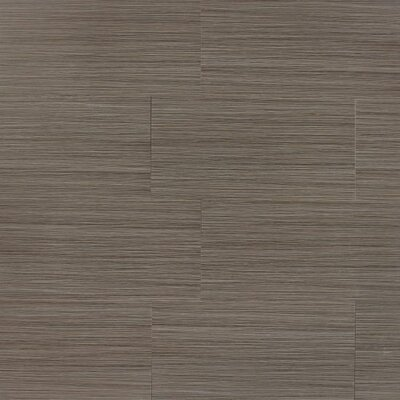 "Refined 12"" x 24"" Porcelain Field Tile in Polished Taupe"