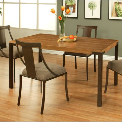 Antlia Dining Table Base Color: Autumn Rust