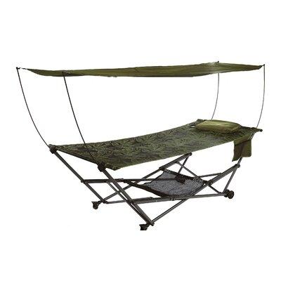 Solis Camping Hammock Color: Green