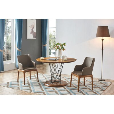 Brayden Studio 3 Piece Dining Set