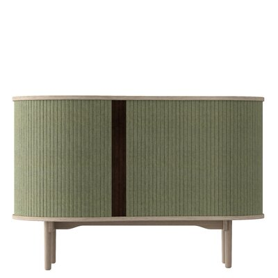 Nieves Accent Cabinet Finish: Spring Green/Light Oak