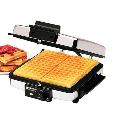 Decker 4 Grill and Waffle Maker