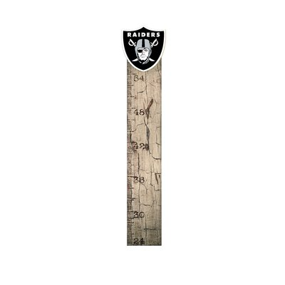NFL Sign Growth Chart NFL Team: Oakland Raiders