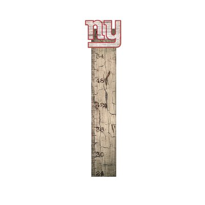 NFL Sign Growth Chart NFL Team: New York Giants