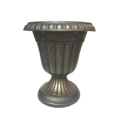 Rushing Traditional Plastic Urn Planter