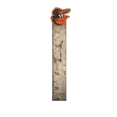 MLB Sign Growth Chart MLB Team: Baltimore Orioles