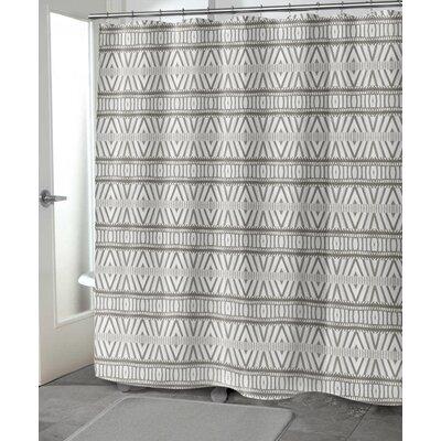 "Violet Shower Curtain Size: 72"" H x 70"" W"