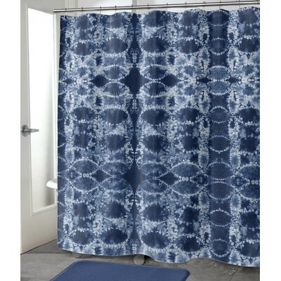 """Frederica Shower Curtain Size: 72"""" H x 70"""" W"""