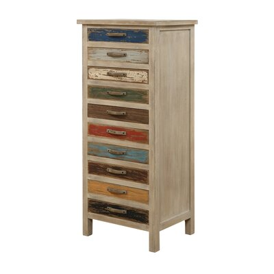 Joana 10 Drawer Accent Chest