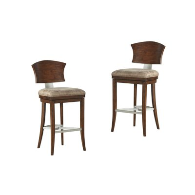 "Villa 30"" Swivel Bar Stool"