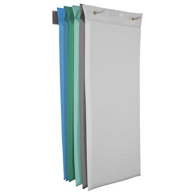 Hanging 6 Piece Rest Mat Color: Contemporary