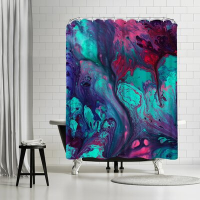Destiny Womack Enchantment Shower Curtain