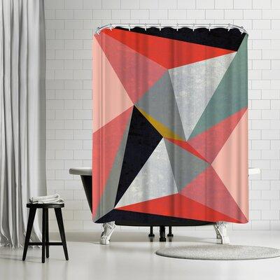 Susana Paz Canvas 3 Shower Curtain