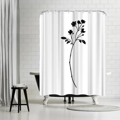 Explicit Design Botanic Shower Curtain