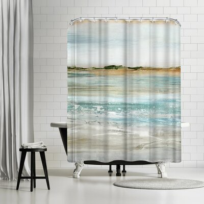 PI Creative Art Retrospective I Shower Curtain
