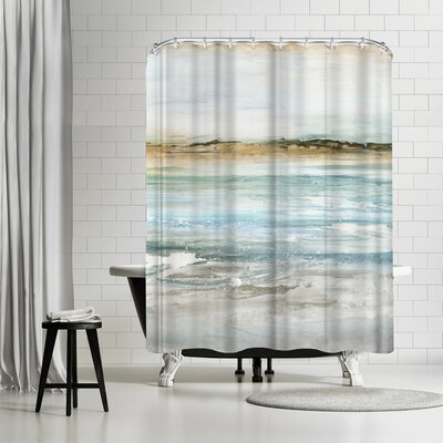 PI Creative Art Retrospective Ii Shower Curtain