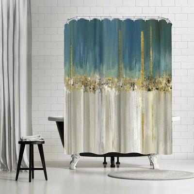 PI Creative Art Shine A Light Ii Shower Curtain
