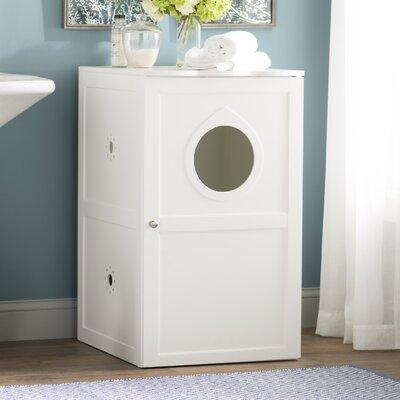 Gamma Litter Box Enclosure Color: White