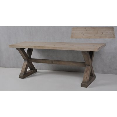 Magnus Wood Bench
