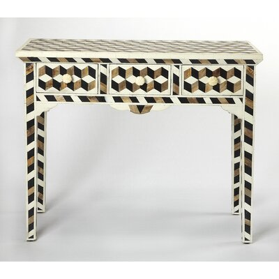 Acosta Wood Console Table