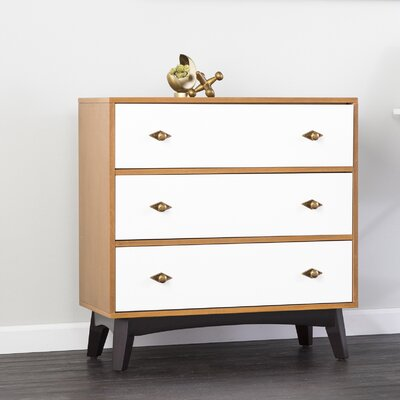Badger 3 Drawer Accent Chest