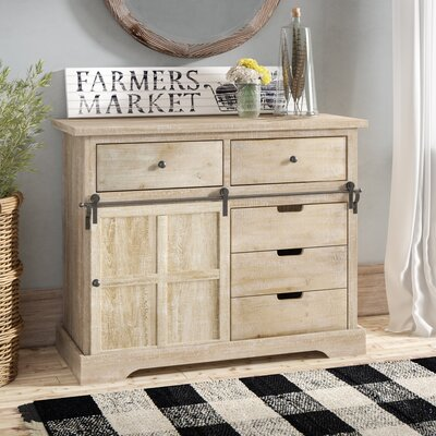 Chesterton 5 Drawer Accent Cabinet