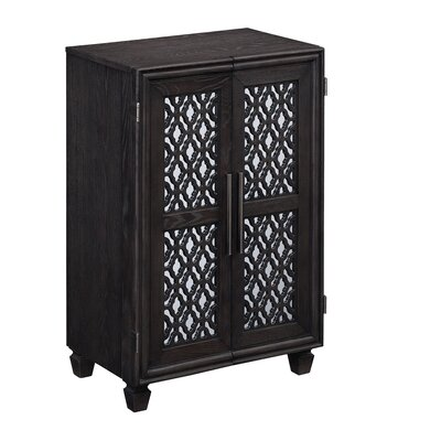 Camp Decorative Bar Cabinet