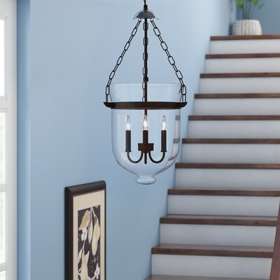 Erdmann 3-Light Urn Pendant