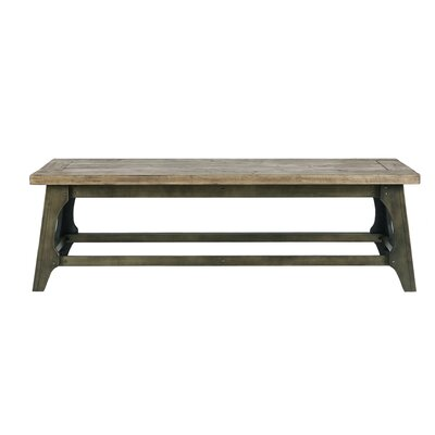 Casimir Wood Bench