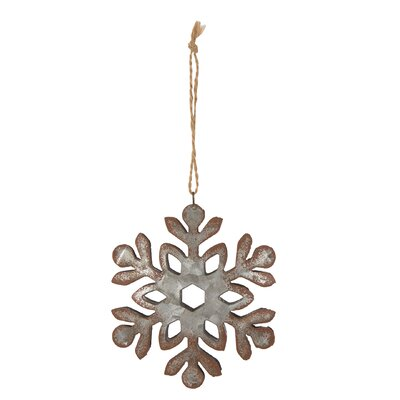 Snowflake Shaped Ornament