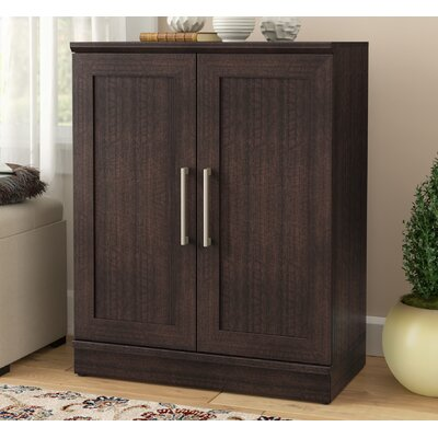 Amboyer Storage Base Cabinet Color: Dakota Oak
