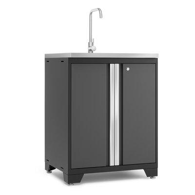 """Pro 3.0 39"""" H x 28"""" W x 22"""" D Sink Cabinet"""