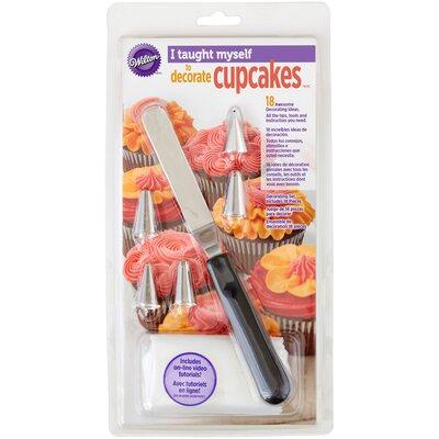 Non-Stick Decorate Cupcakes