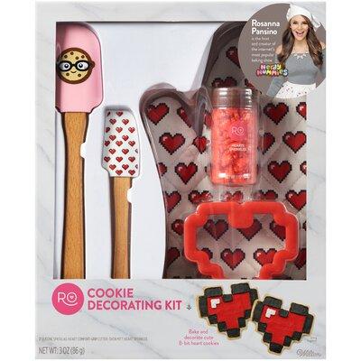 Non-Stick Ro Cookie Decorating Kit