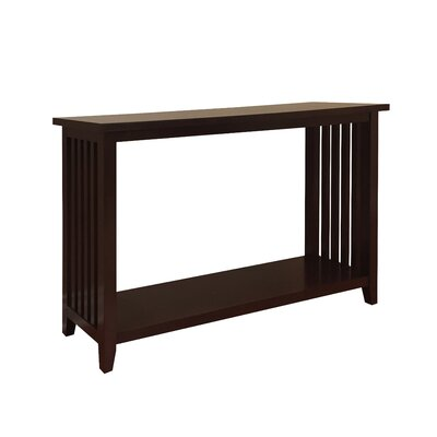 Red Barrel Studio Fella Console Table