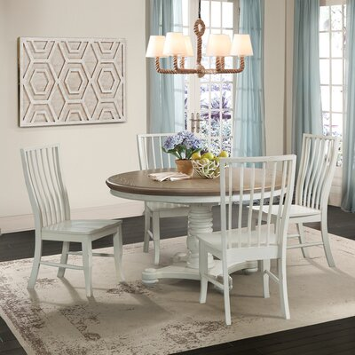 Miner 5 Piece Extendable Dining Set