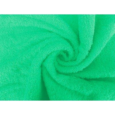 Marzano Solid Hand Towel Color: Green