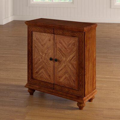 Belara Storage 2 Door Accent Cabinet